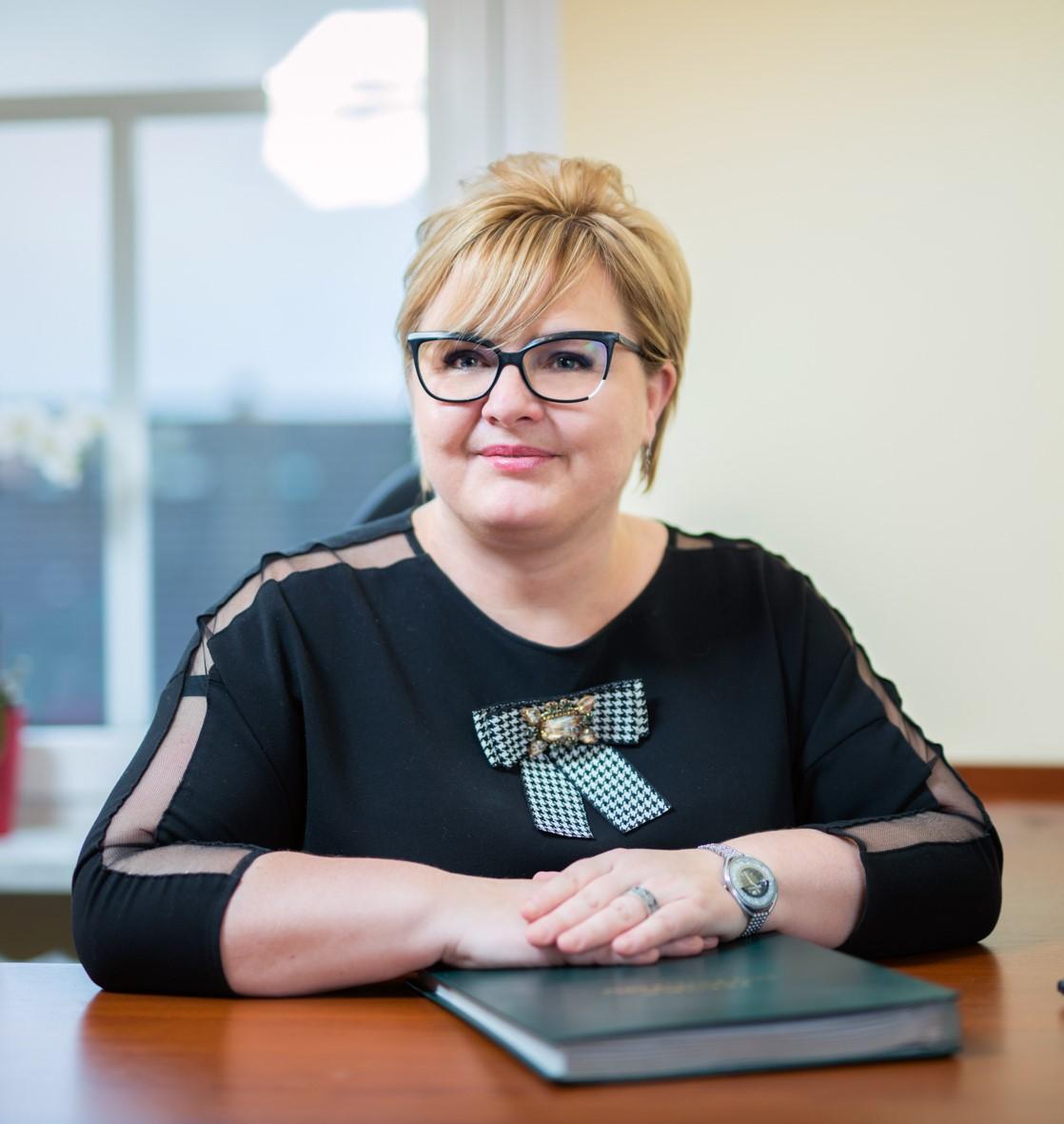 Maja Wawrowska Sekretarz Gminy Kobylnica
