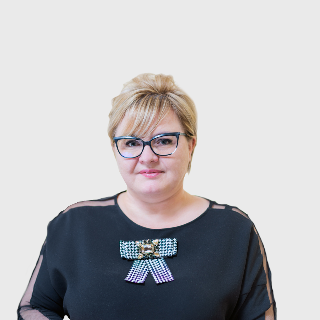 Sekretarz Gminy Maja Wawrowska