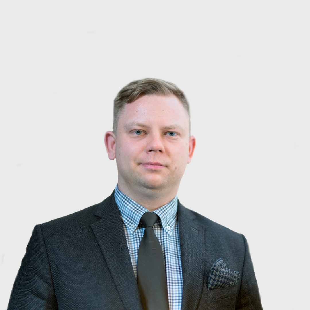 Zastępca Wójta Gminy Rafał Kuligowski
